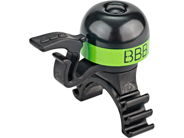 BBB MiniBell BBB-16 Klingel schwarz/grün